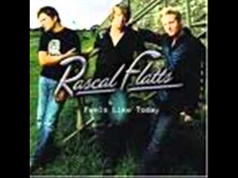 My Wish  Rascal Flatts With Lyrics