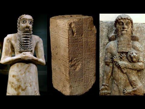 8 ШУМЕРСКИХ ЦАРЕЙ, правивших 241 200 лет. Откуда взялась эта ЛЕГЕНДА?