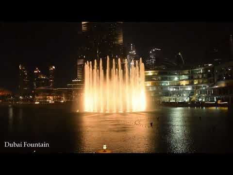 Bellagio Fountain Vs Dubai Fountain