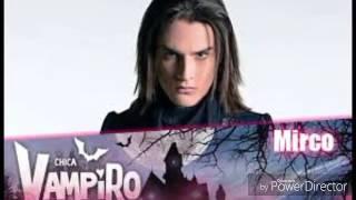 Девочка вампир , клип про мирко владимов
