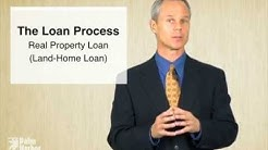 Manufactured Homes The Loan Process