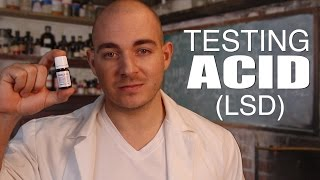 Testing Acid (LSD)