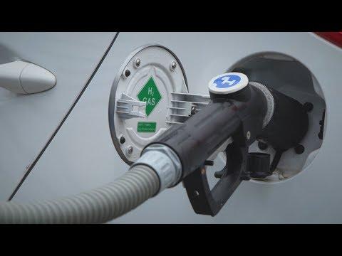 Tomorrow's hydrogen car