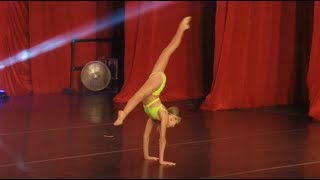 THE DANCE AWARDS OLANDO 2019 Junior Female Dance Off