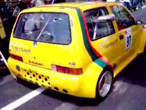 Fiat Cinquecento Suzuki Youtube