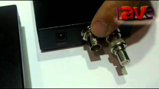 InfoComm 2012: C2G Talks About Its HDMI Over Coax Extender