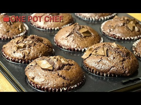 best-ever-chocolate-muffins-|-one-pot-chef