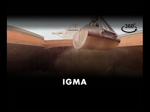 IGMA Virtual Reality - Port of Amsterdam