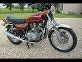 Kawasaki KZ-750 1978 Ride Covington Texas 8,10,2017