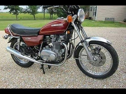 Kawasaki kz 750 1978 | FICHA TÉCNICA y ESPECIFICACIONES
