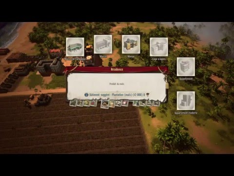 """Tropico 5 - Speed run """"Colonial"""" The declaration of Independence Strategy/Gameplay"""