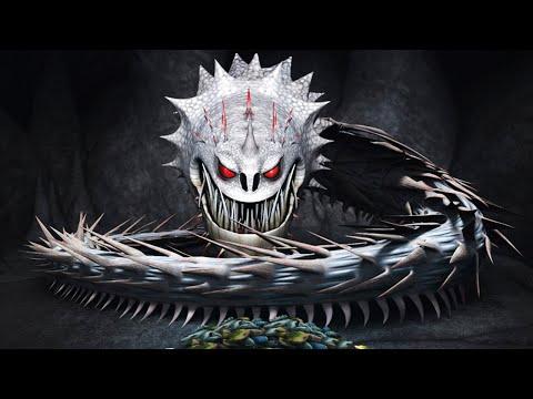 10 Самых ОГРОМНЫХ ДРАКОНОВ из Как Приручить Дракона