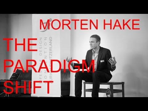 Morten Hake  The Paradigm Shift   Lifestyle Design Convention 2015