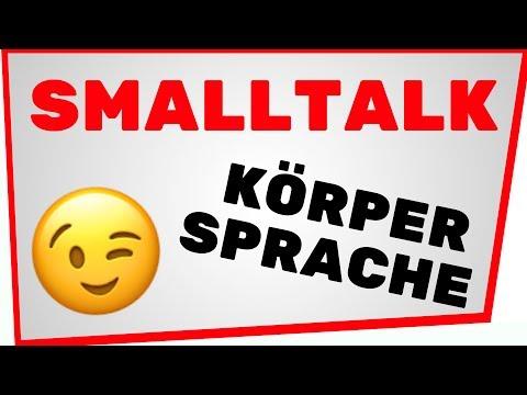 Smalltalk Tipps für Anfänger - Körpersprache lernen für Smalltalk