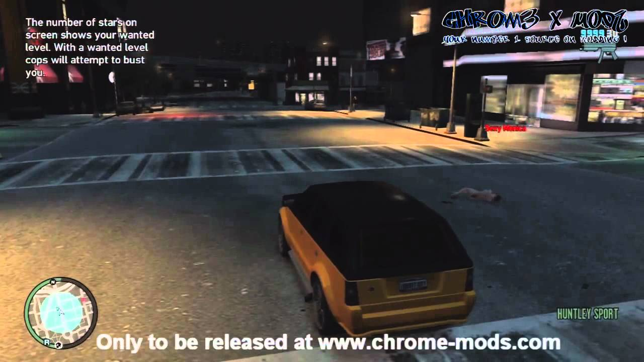 Preview] Chr0m3 x MoDz 3 0 Mod Menu GTA IV AND TBOGT (Xbox 360, PS3