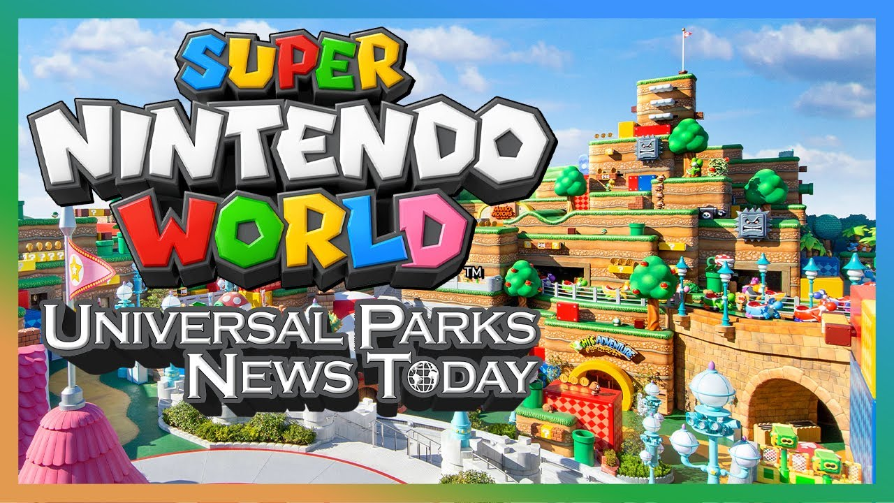 Experience Every Universal Studios Japan Super Nintendo World Ride Now