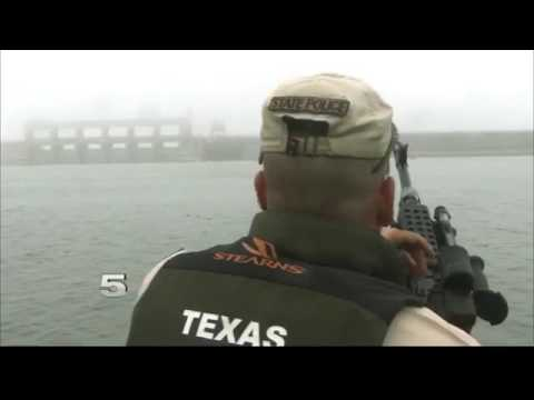 Texas Game Wardens Stepping Up Patrols along Border