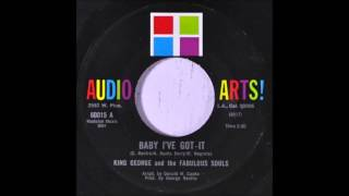 King George And The Fabulous Souls - Baby I