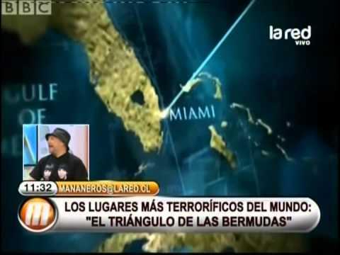 Los Lugares Más Terroríficos Del Mundo (Parte 1)