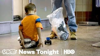 What It's Like For Separated Immigrant Families To Be Reunited (HBO)