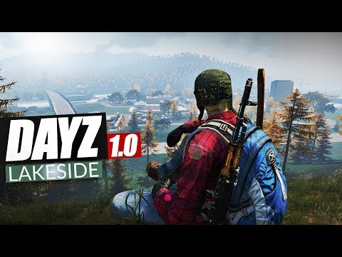 ◤ DAYZ 1.0 LAKESIDE - Map Showcase - Deutsch