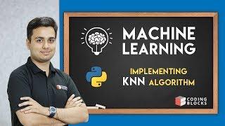 Machine Learning Introduction Webinar    K-Nearest Neigbours Algorithm