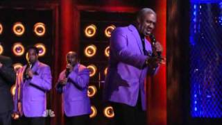 The Sing-Off - Jerry Lawson & Talk of the Town - Otis Redding Medley Resimi