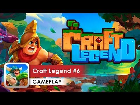 Craft Legend Gameplay #6 (iOS & Android) Quarry