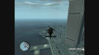 GTA IV on my  new PC (on high settings!)