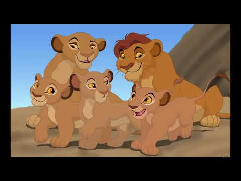 The Lion King Family Tree This Video Was Made Before The Lion Guard Thats Why Kion It S Not Here Youtube