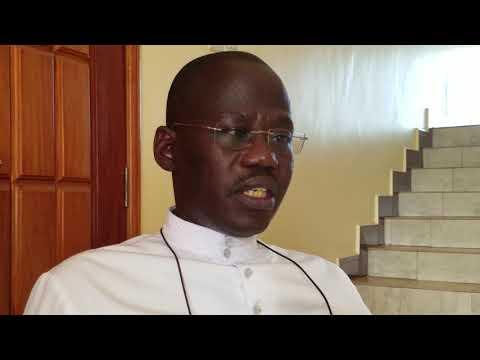 Brother Robert and the FONT PREPARTORY SCHOOL Uganda