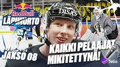 Toivejakso! PELAAJAT MIKITETTYNÄ & KUUKAUEN LÄPIMURTOPELAAJA! -  Red Bull Läpimurto - Jakso 8