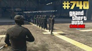 GTA 5 Online #740 Immer diese Polizei [Deutsch] Let´s Play GTA V Online PS4