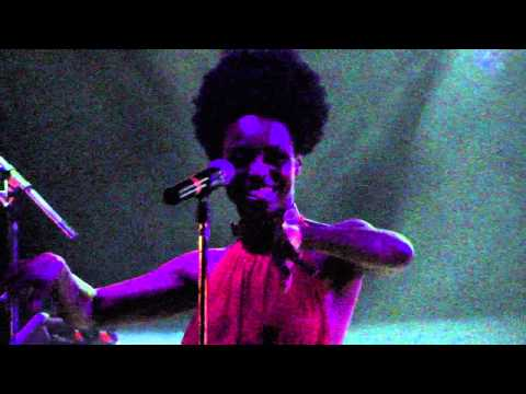 Morcheeba - Over & Over live in Argentina 21.03.11