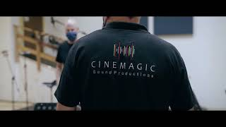 Cinemagic Scoring - Shared Session Orchestral Recording