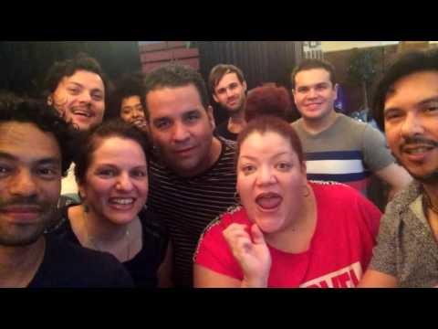 La Gloria: A Latin Cabaret - Social Media Promo