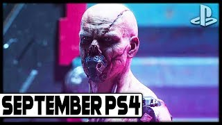 Gameplay Of 18 New Ps4 Games In September 2019 (upcoming Ps4 Games 2019)