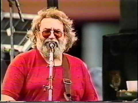 Grateful Dead - 7/4/86 Rich Stadium, Orchard Park, NY, Cold Rain And Snow, Fire On The Mountain