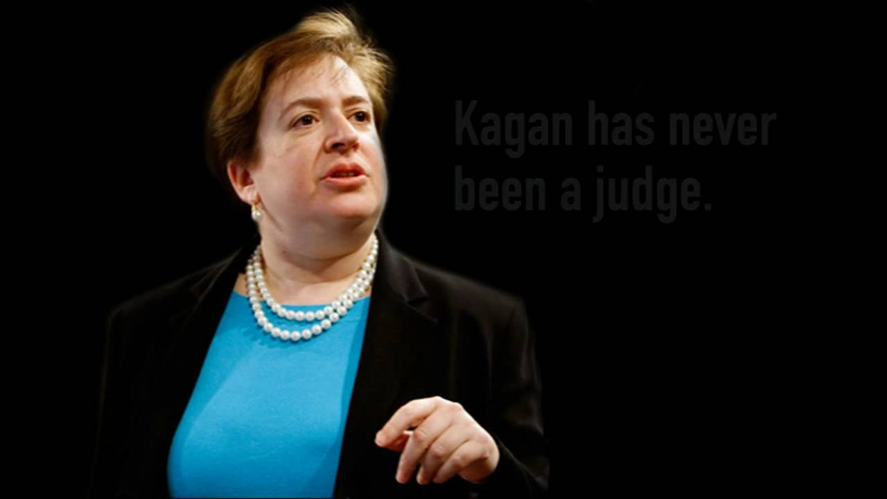 Supreme Court Justice Elena Kagan Performs First Gay Wedding