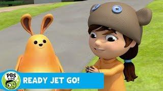 READY JET GO! | Mindy and the Gravity Bracelet | PBS KIDS
