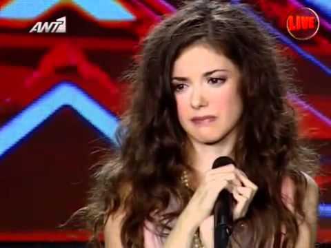Nikki Ponte - X Factor 3 Greece - Live Show 3