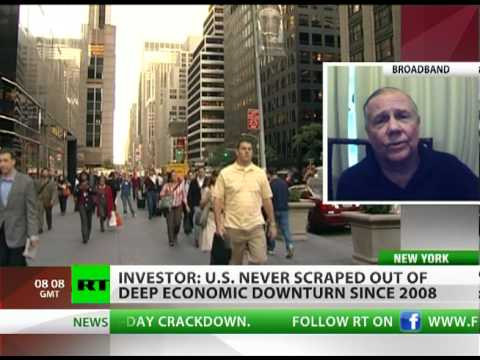 Jim Rogers: US never scraped out of 2008 depression