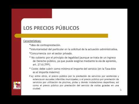 Lec2.1 Material complementario. Precio público (umh1432sp 2015-16)