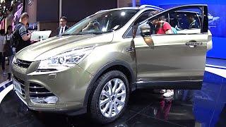 Новый Форд Куга модель 2016, 2017 -  Ford Kuga 2016, 2017 model(, 2016-09-20T18:27:08.000Z)