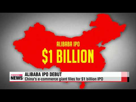 Alibaba files to go public in U.S., IPO could be biggest ever