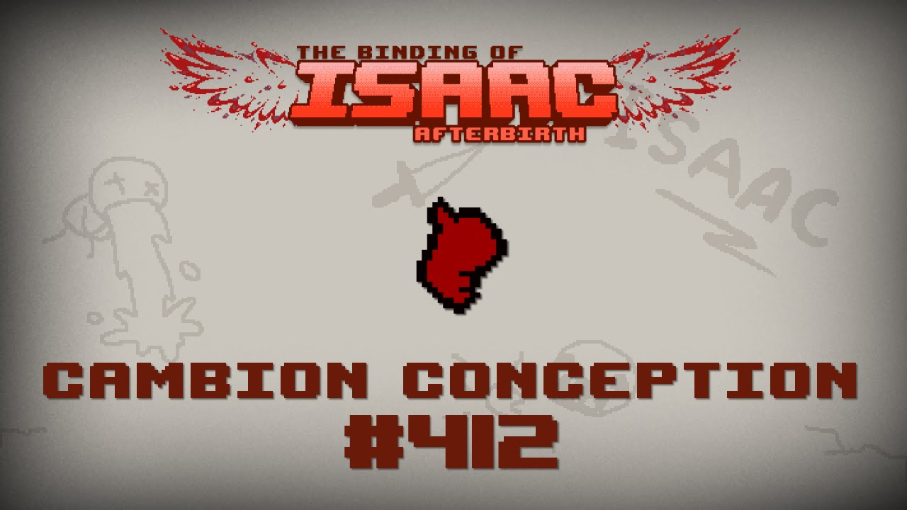 Cambion Conception - Binding of Isaac: Rebirth Wiki