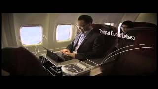 The New Garuda Indonesia Experience Advertisement 2013 ( Liverpool FC )