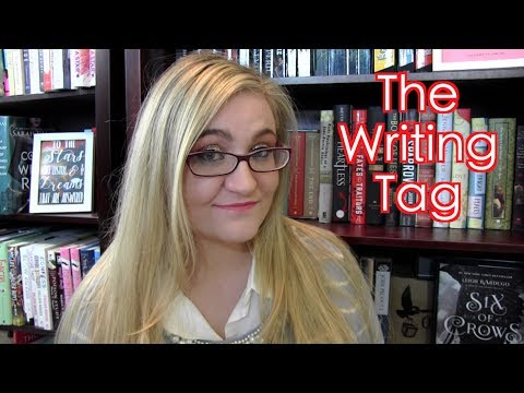 The Writing Tag