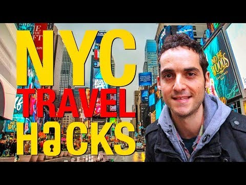 Top 10 NYC TRAVEL HACKS  From a LOCAL !