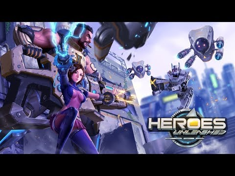 Heroes Unleashed 1 0 20 Apk + OBB Download - com jollity
